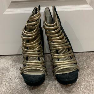 Michael Kors Cameron platform shoes